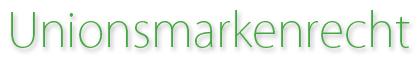 Unionsmarkenrecht: EU-Marke anmelden, Unionsmarke schützen, Namen/ Logo sichern – horak Fachanwälte Logo